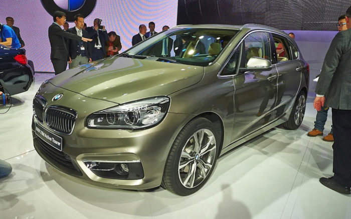 BMW 2 Series Active Tourer 2021